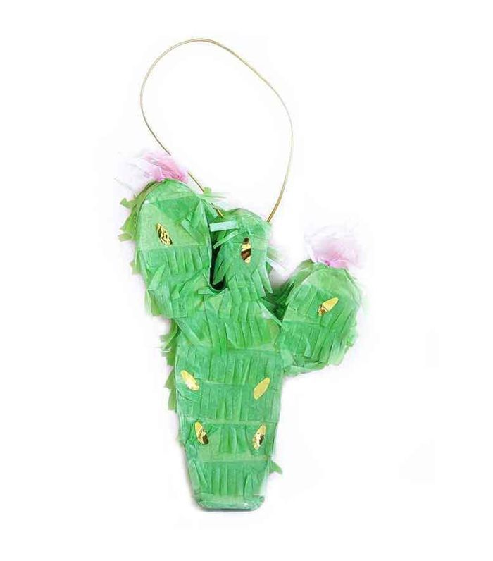 Witty Bash Petite Cactus Piñata First Birthday Party Tips