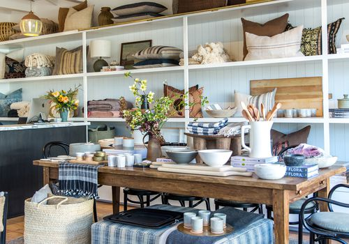 Shoppe Amber Interiors Pacific Palisades