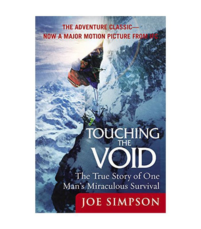 Touching the Void: The True Story of One Man's Miraculous Survival best Adventure Books