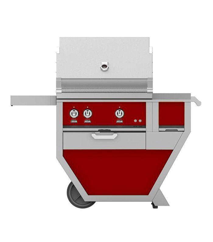 Hestan 48'' Grill with Worktop