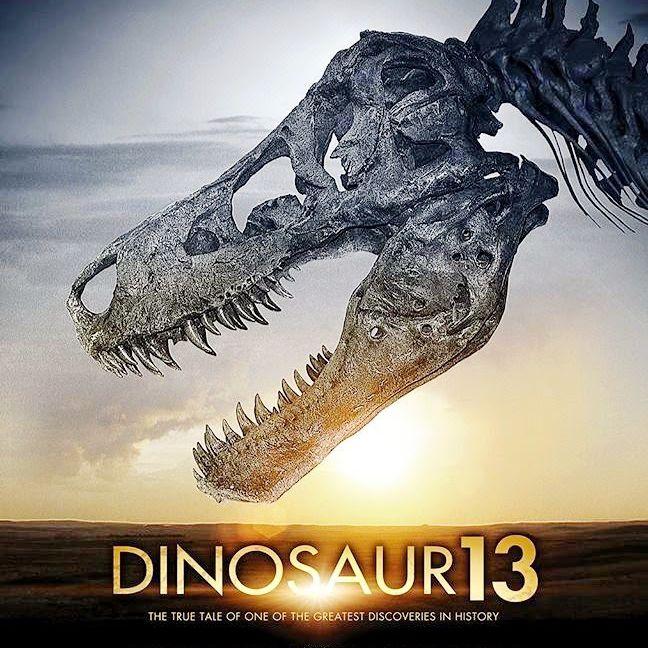 Dinosaur 13 documentary poster