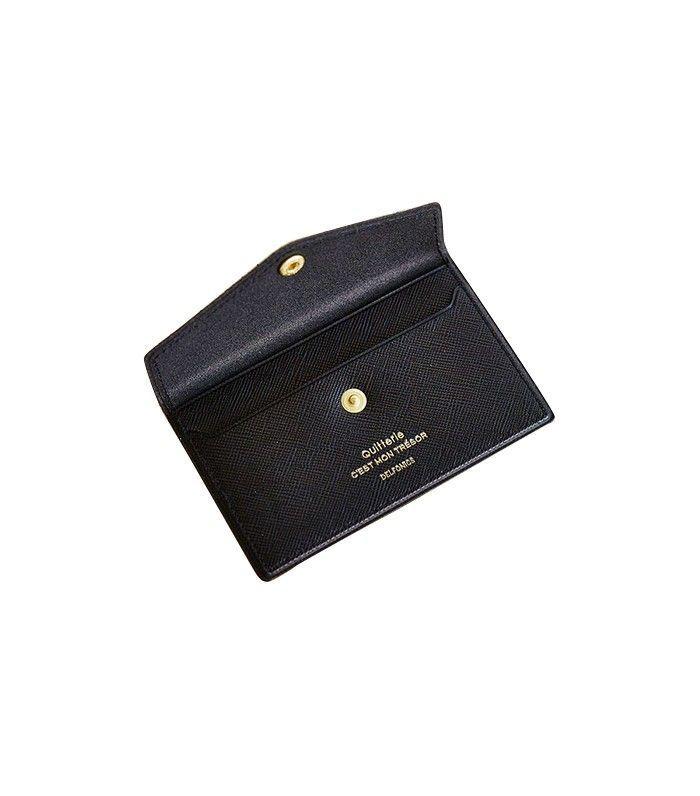 Wynwood Letterpress Quitterie Card Case