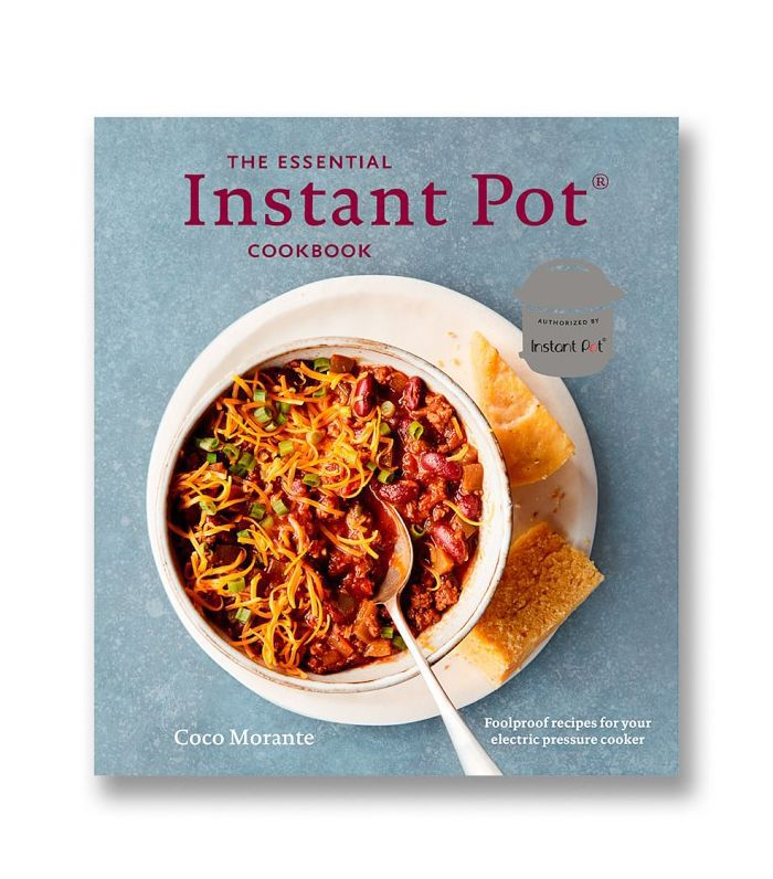 Coco Morante The Essential Instant Pot Cookbook