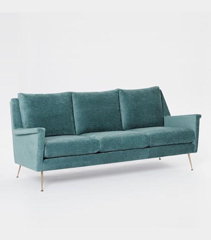 Carlo Italian Mid-Century Sofa
