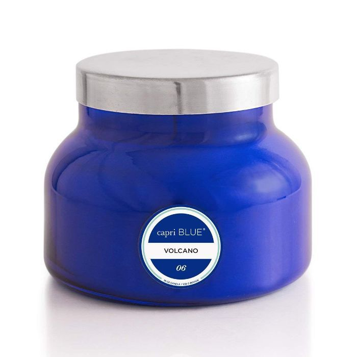 Capri Blue Aspen Bay Jar Volcano Candle Best Candles on Amazon