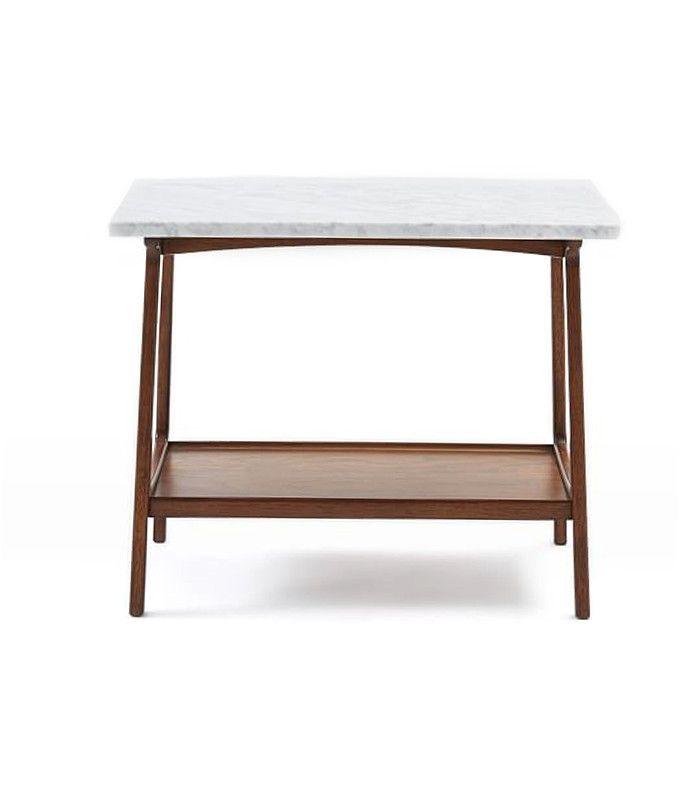 West Elm Reeve Midcentury Side Table