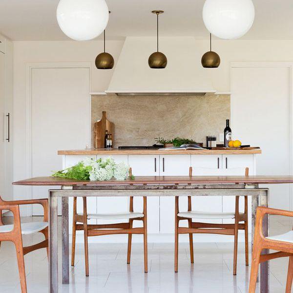 Kitchen interior—Décor Tips After 30