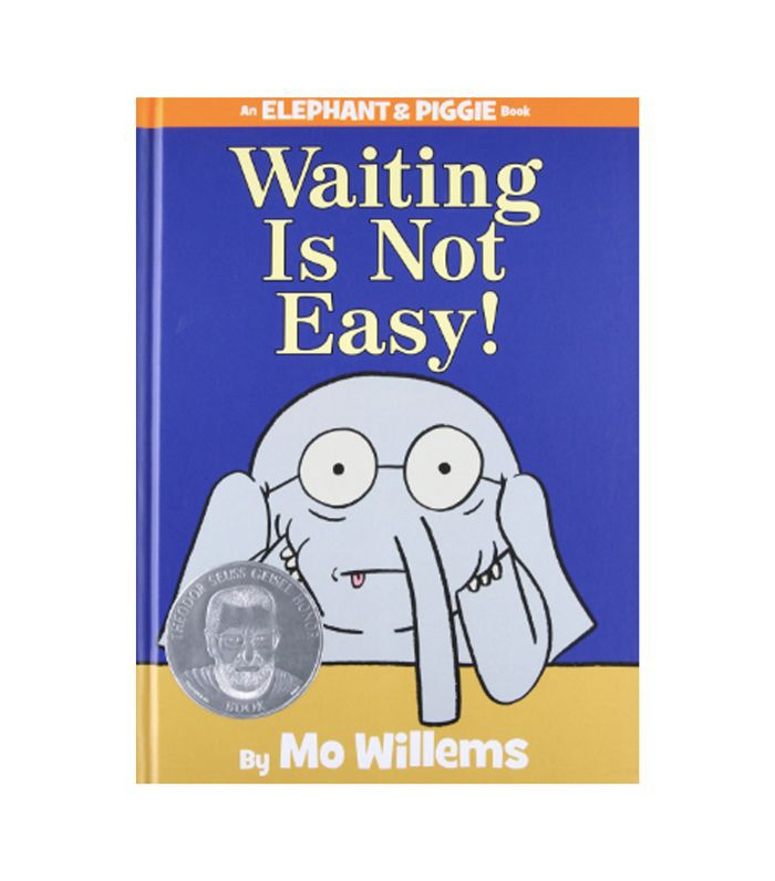 Mo Willems Waiting Is Not Easy!