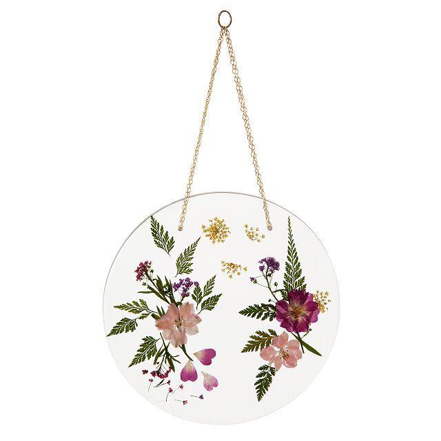 Uncommon Goods Pressed Birth Month Flower Art