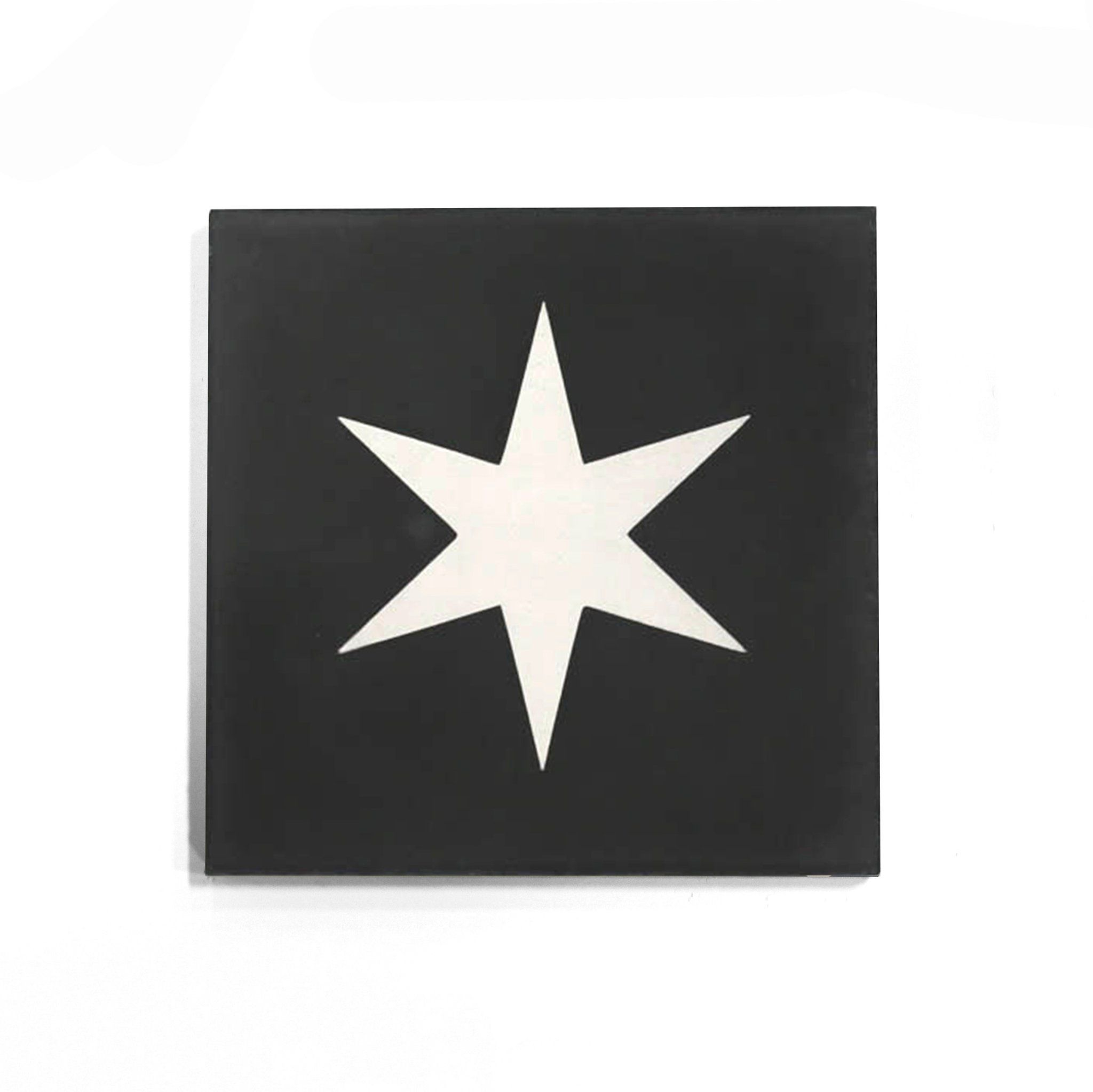 Star Bright—Bathroom Floor Tile Ideas