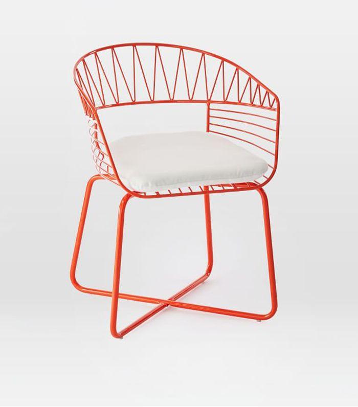 Soleil Metal Bistro Chair