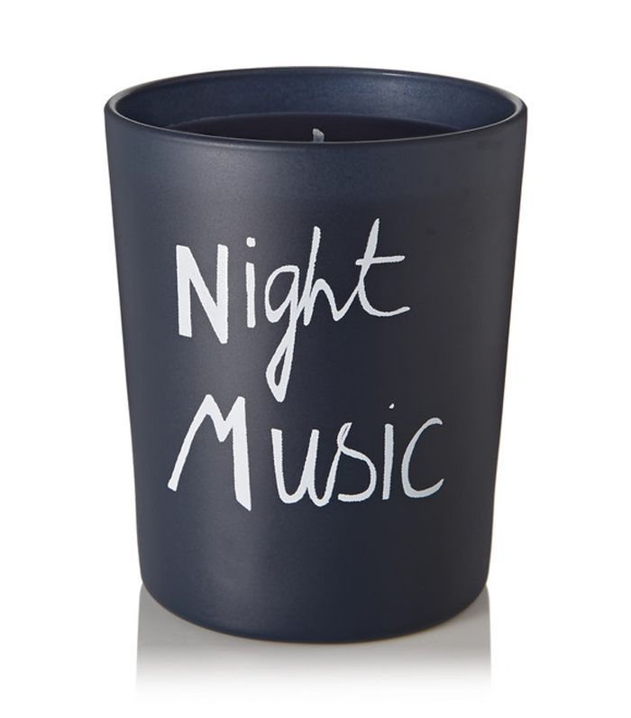 Night Music Scented Candle