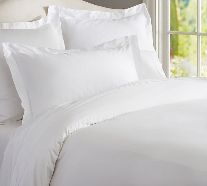 white duvet comforter