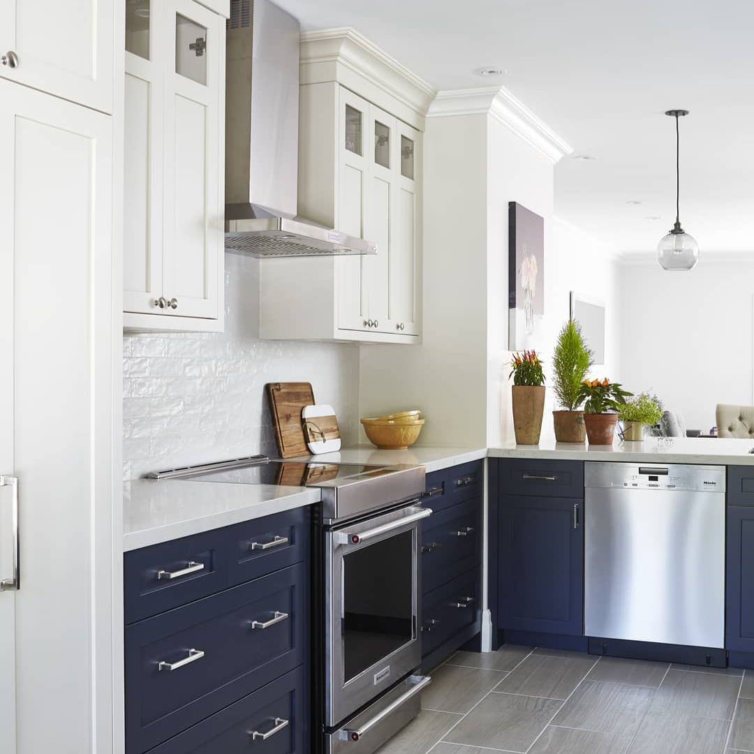 20 Blue Kitchen Cabinet Ideas That Will Inspire Your Remodel