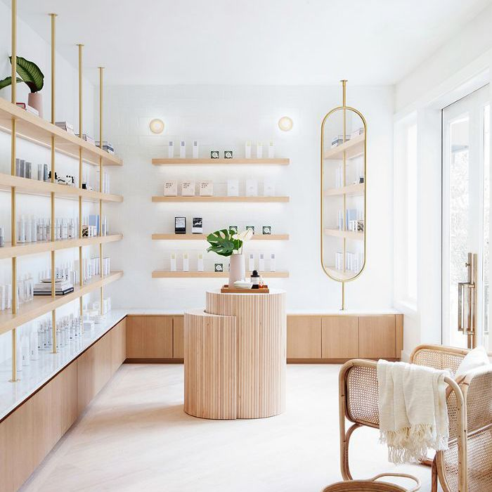 Inside A Chic Modern Skincare Studio In Los Angeles
