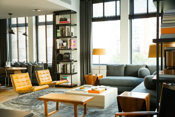 Inside Fashion Designer Jason Wu\'s New York Apartment