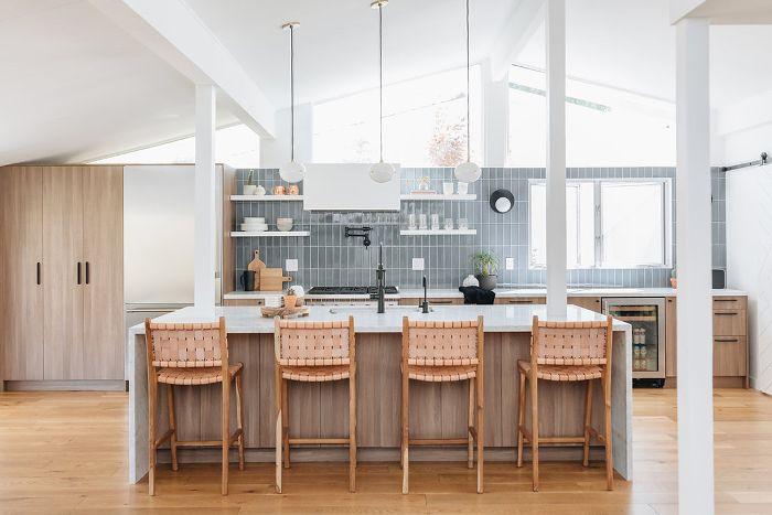 remodelación de la cocina moderna