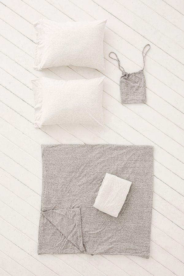 T-Shirt Jersey Duvet Snooze Set