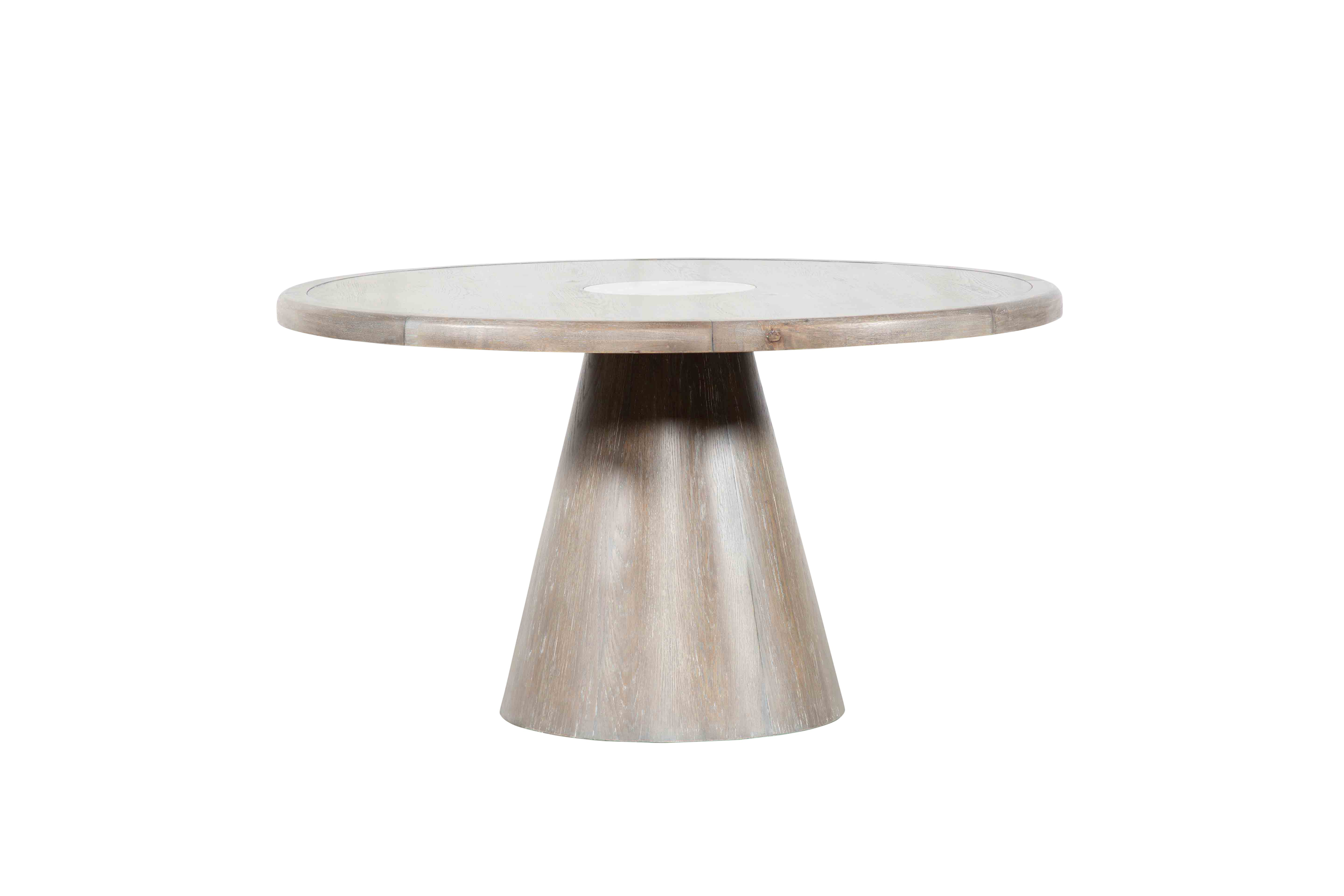 Nate Berkus and Jeremiah Brent for Living Spaces Pavilion Round Dining Table