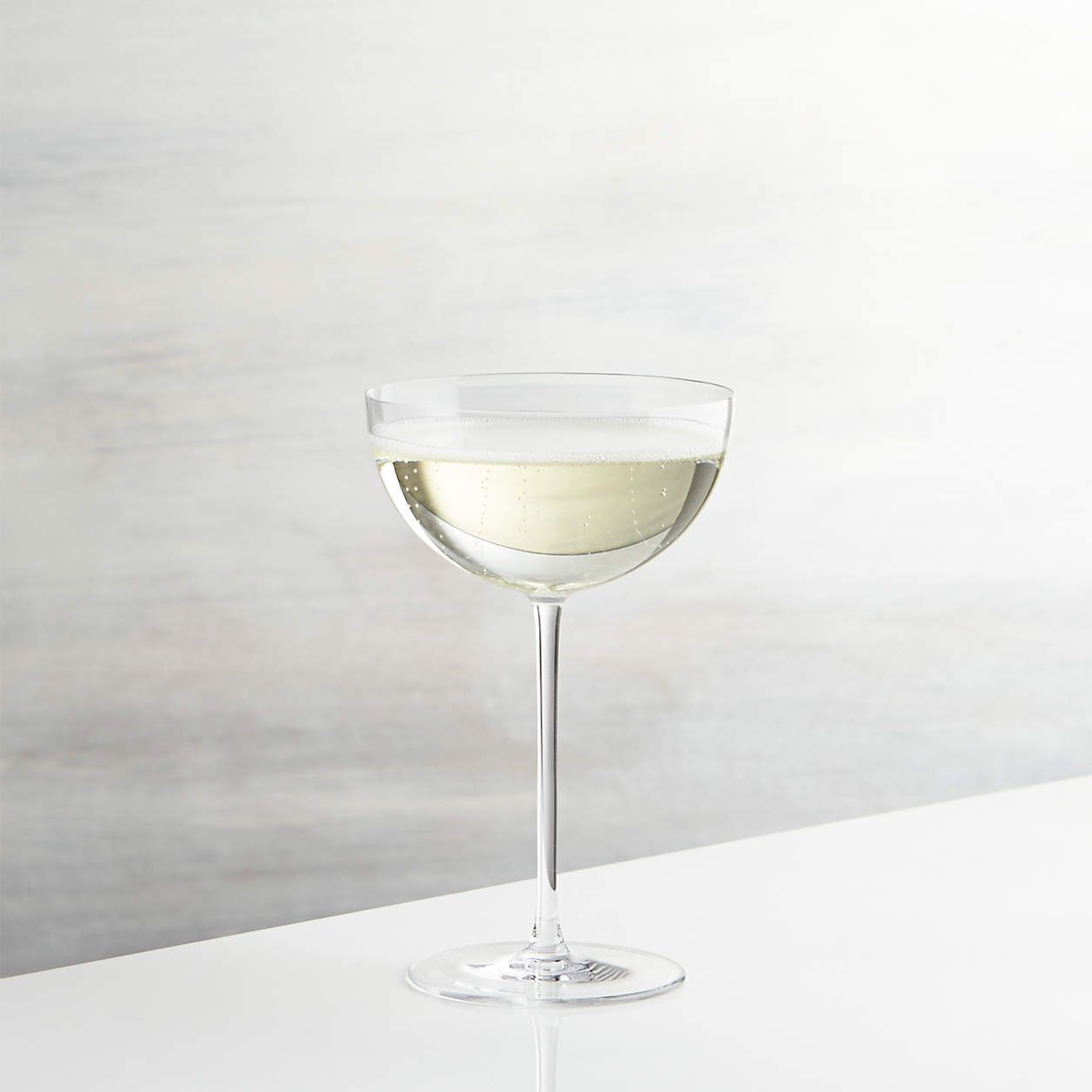 camille coupe champagne glass