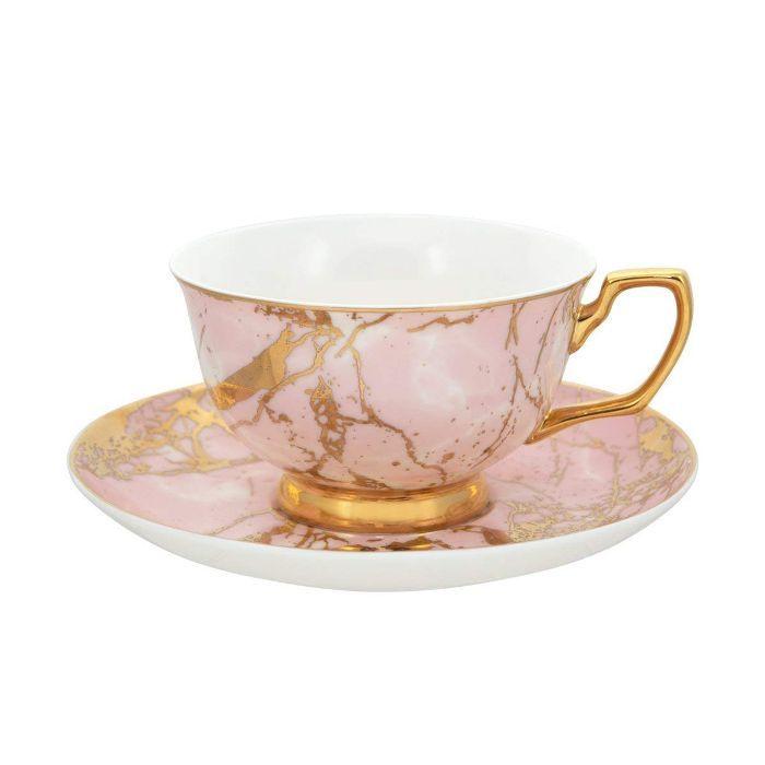 H&M Textured Porcelain Cup