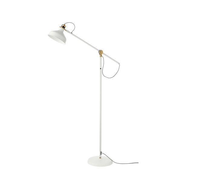IKEA RANARP Floor Lamp with LED Bulb