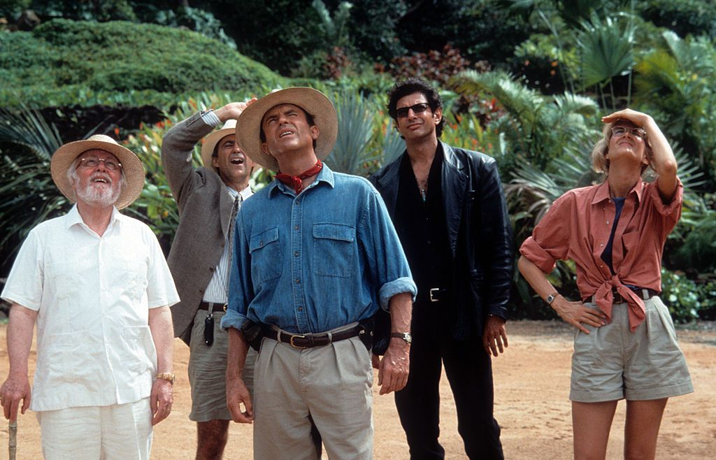 best 90s movies - jurassic park