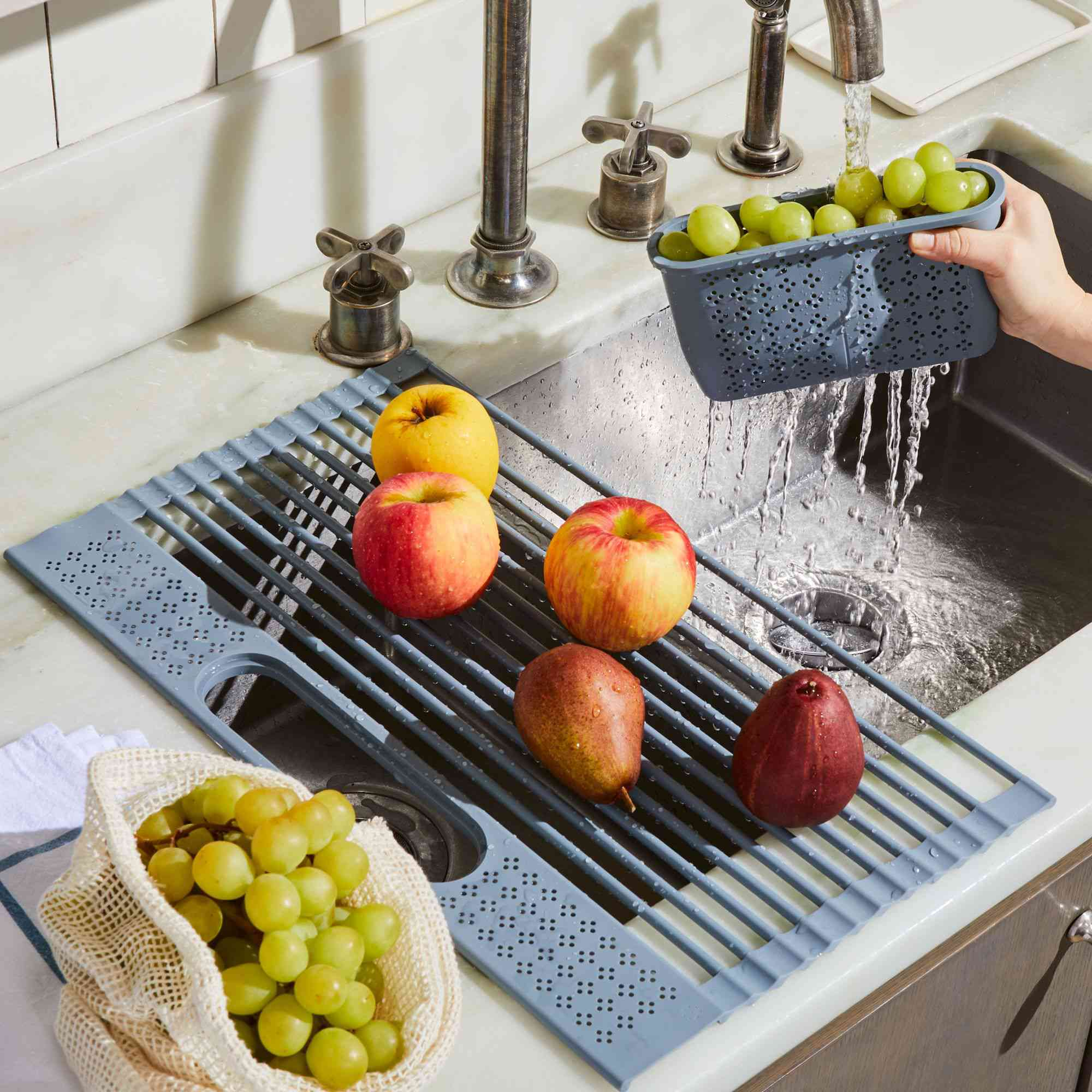 Five Two Over-the-Sink Drying Rack