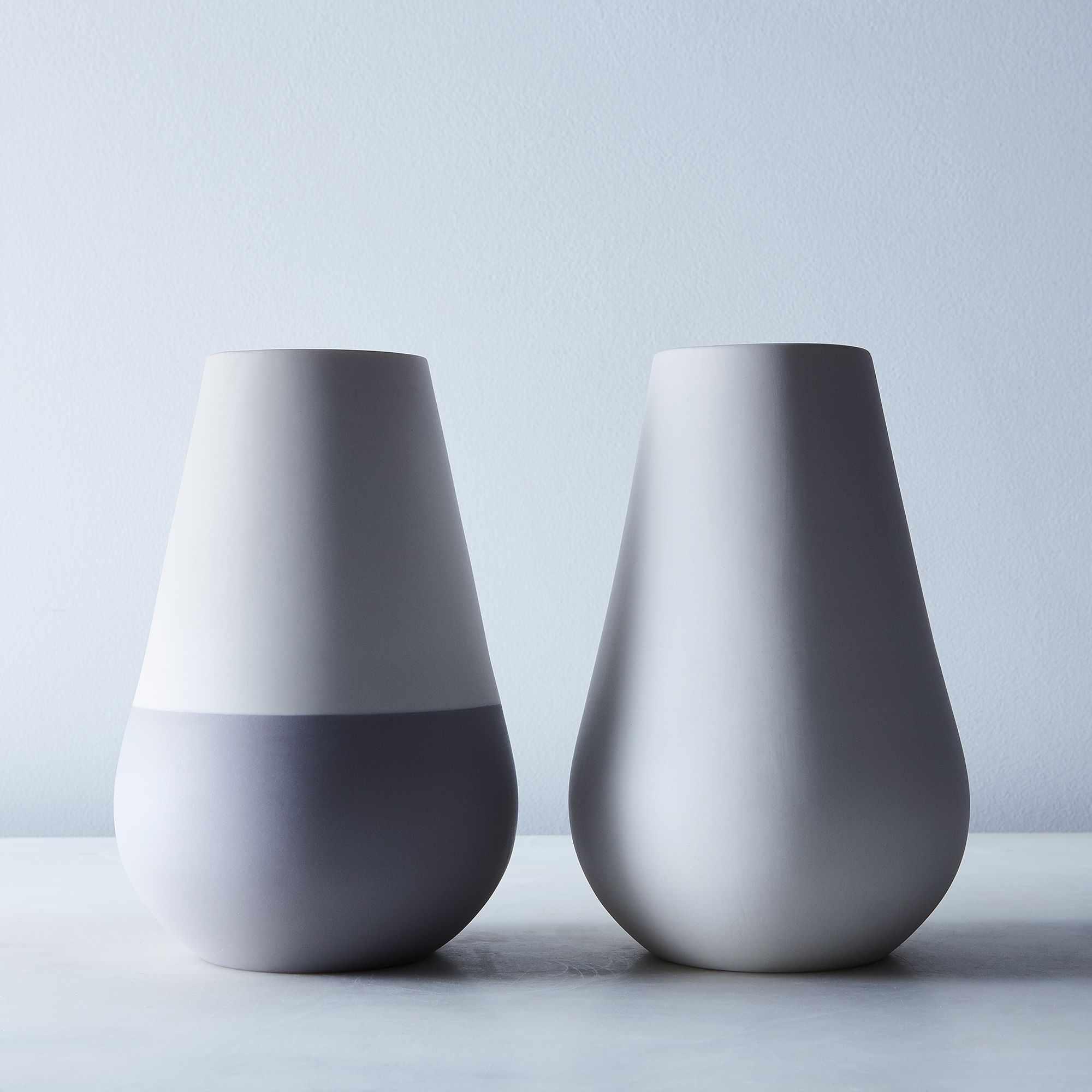 Rounded Ceramic Vase