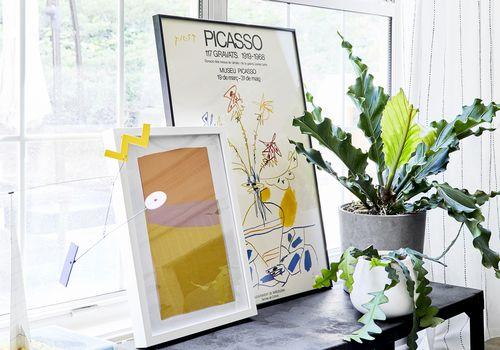 decoración de ventana