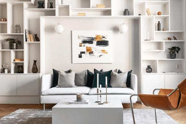 living rooms on Instagram