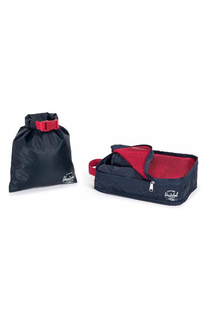 Herschel Supply Co. Vacation Organizer Set How Early to Arrive at the Airport