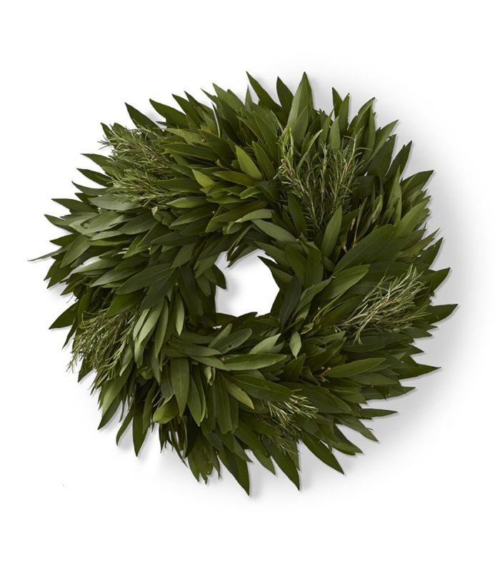 Williams Sonoma Rosemary Wreath