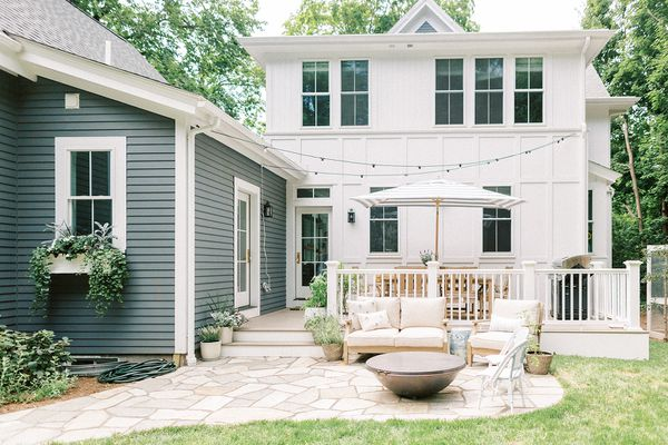 outdoor patio by finding lovely