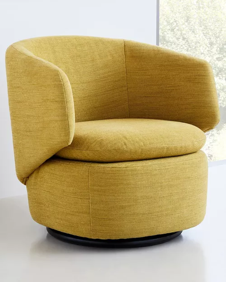 Small Bedroom Chair With Ottoman - Interior Design ...
