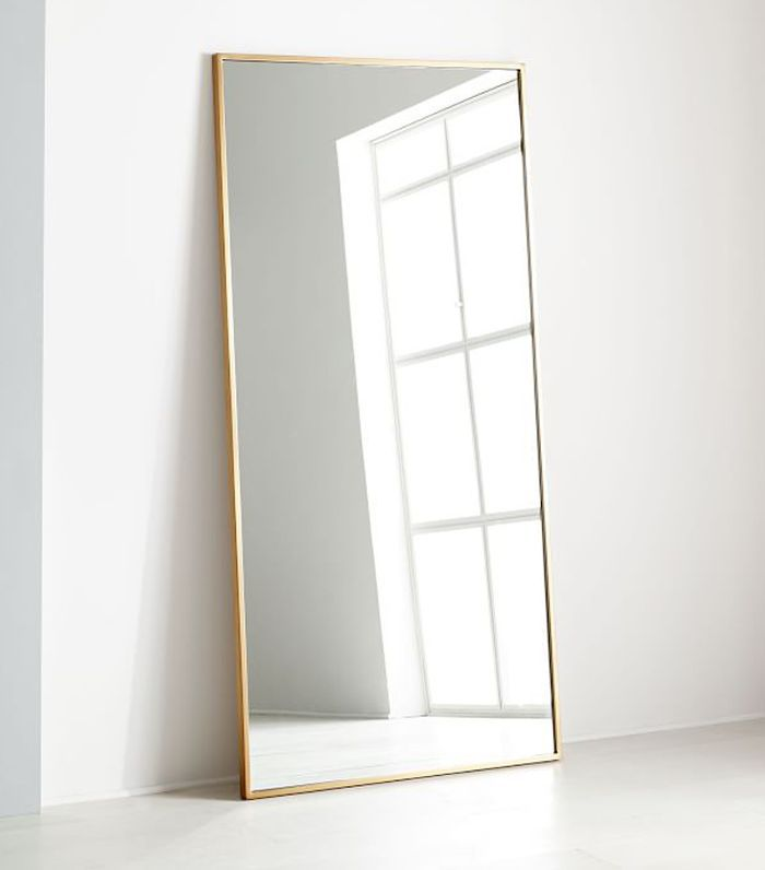 12 Large Floor Mirrors That Ll Make Your Space Feel Huge