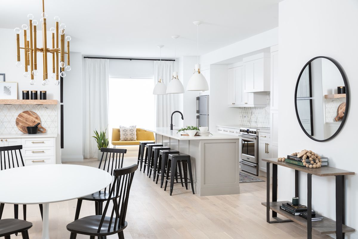 What Does Open Concept Mean, and What is an Open Floor Plan