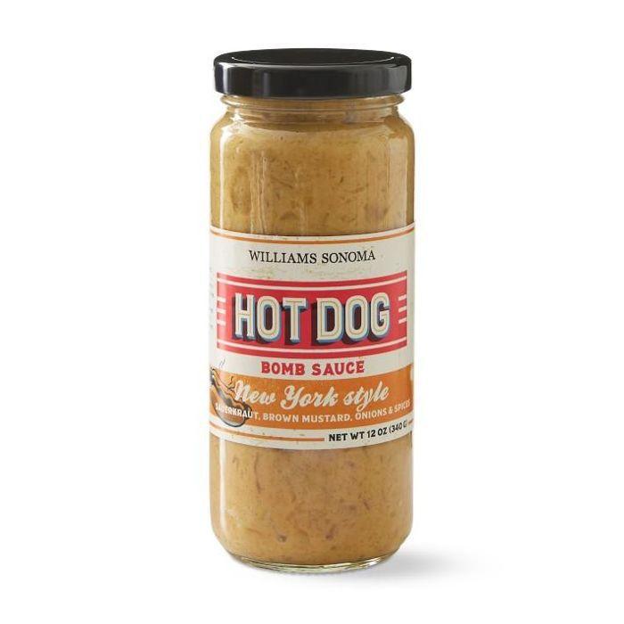 Hot Dog Bomb Sauce