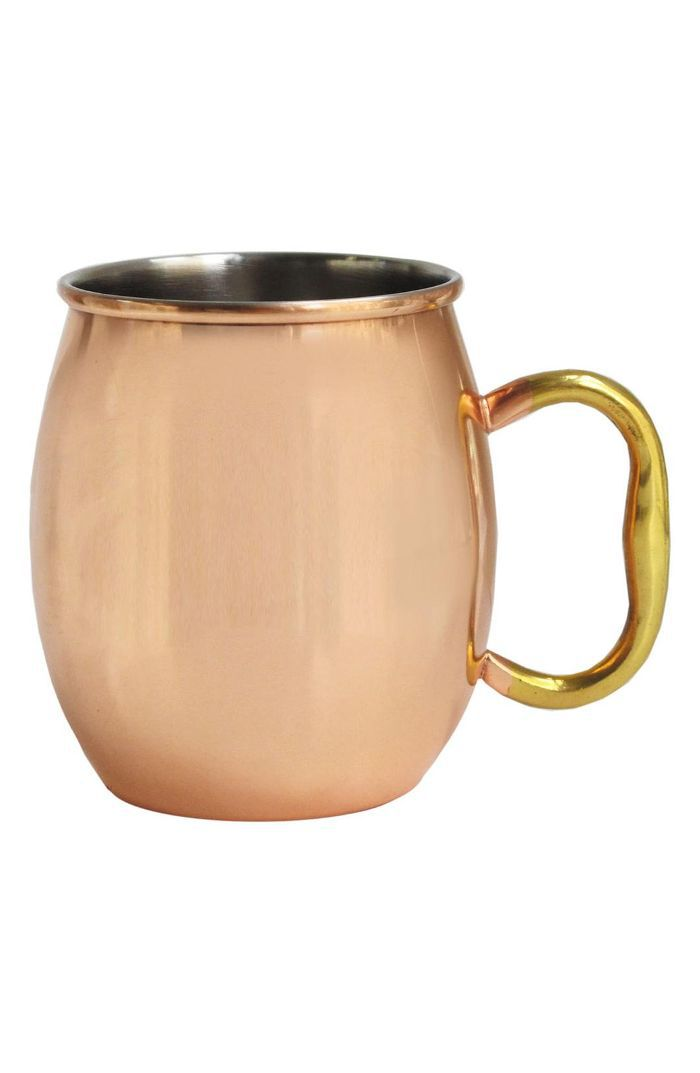 Moscow Mule Mug Holiday Party Ideas