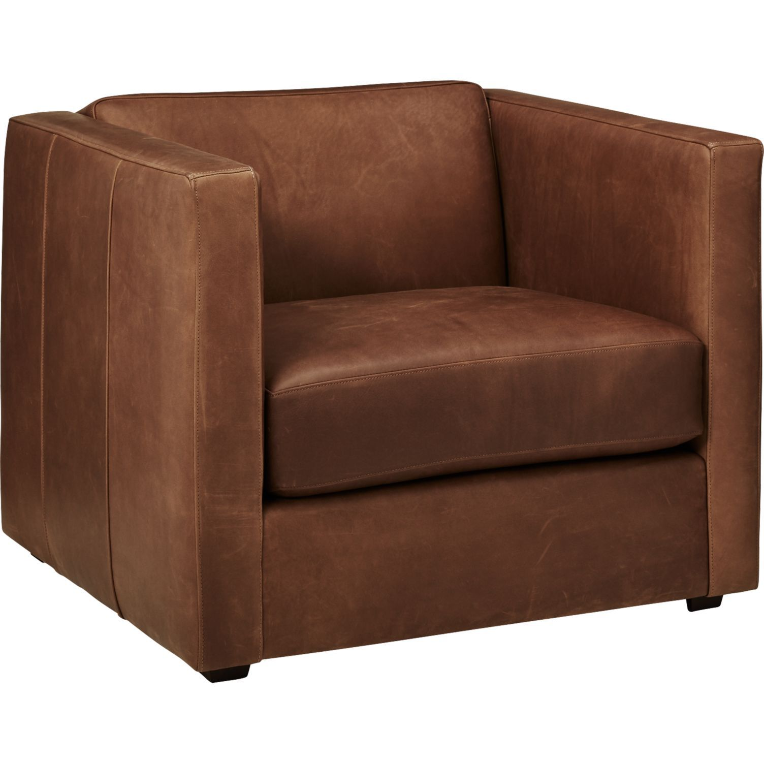 Club Leather Chair