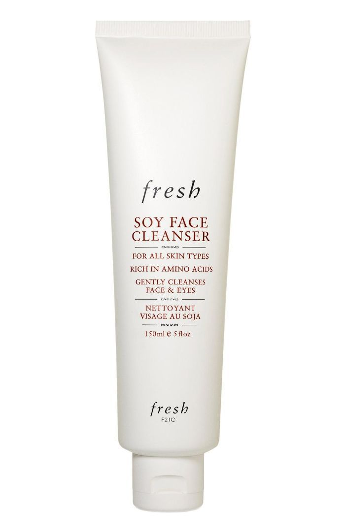 Holiday Travel Deals Fresh Soy Face Cleanser