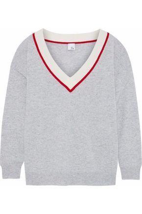 Markie Mélange Cashmere Sweater