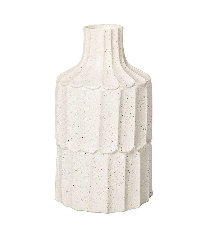 Target Floral Earthenware Vase