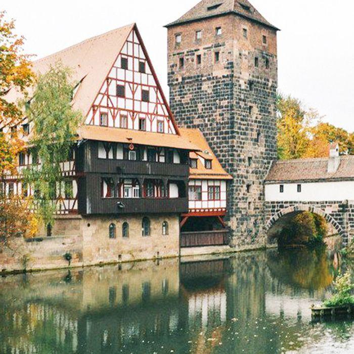 Lugares más encantadores de Europa