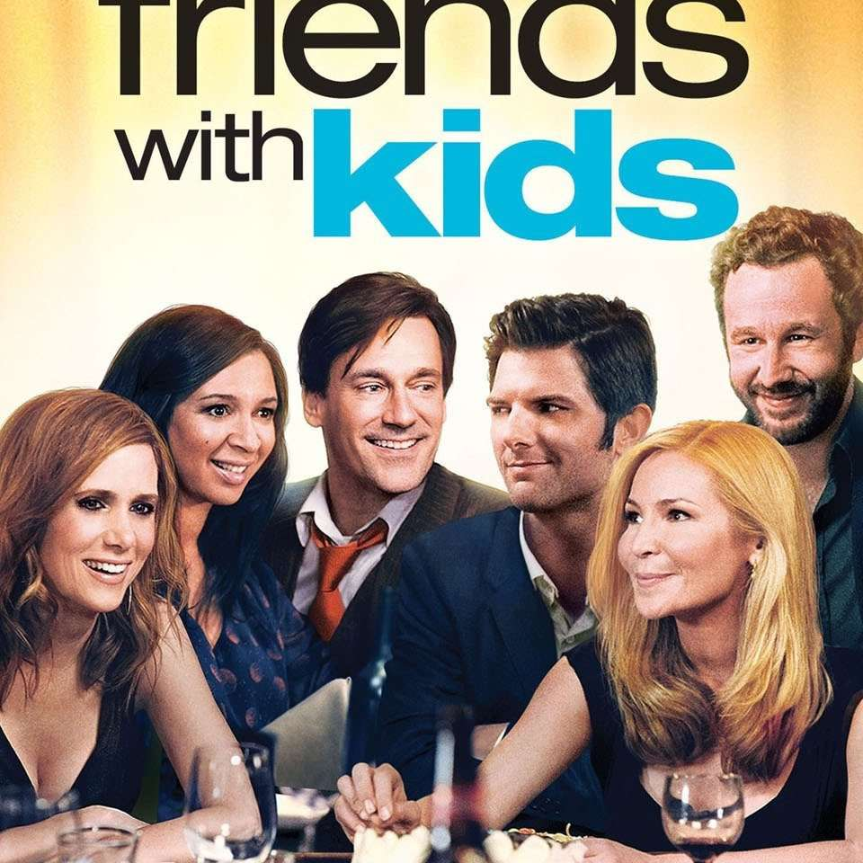 Friends with Kids poster.