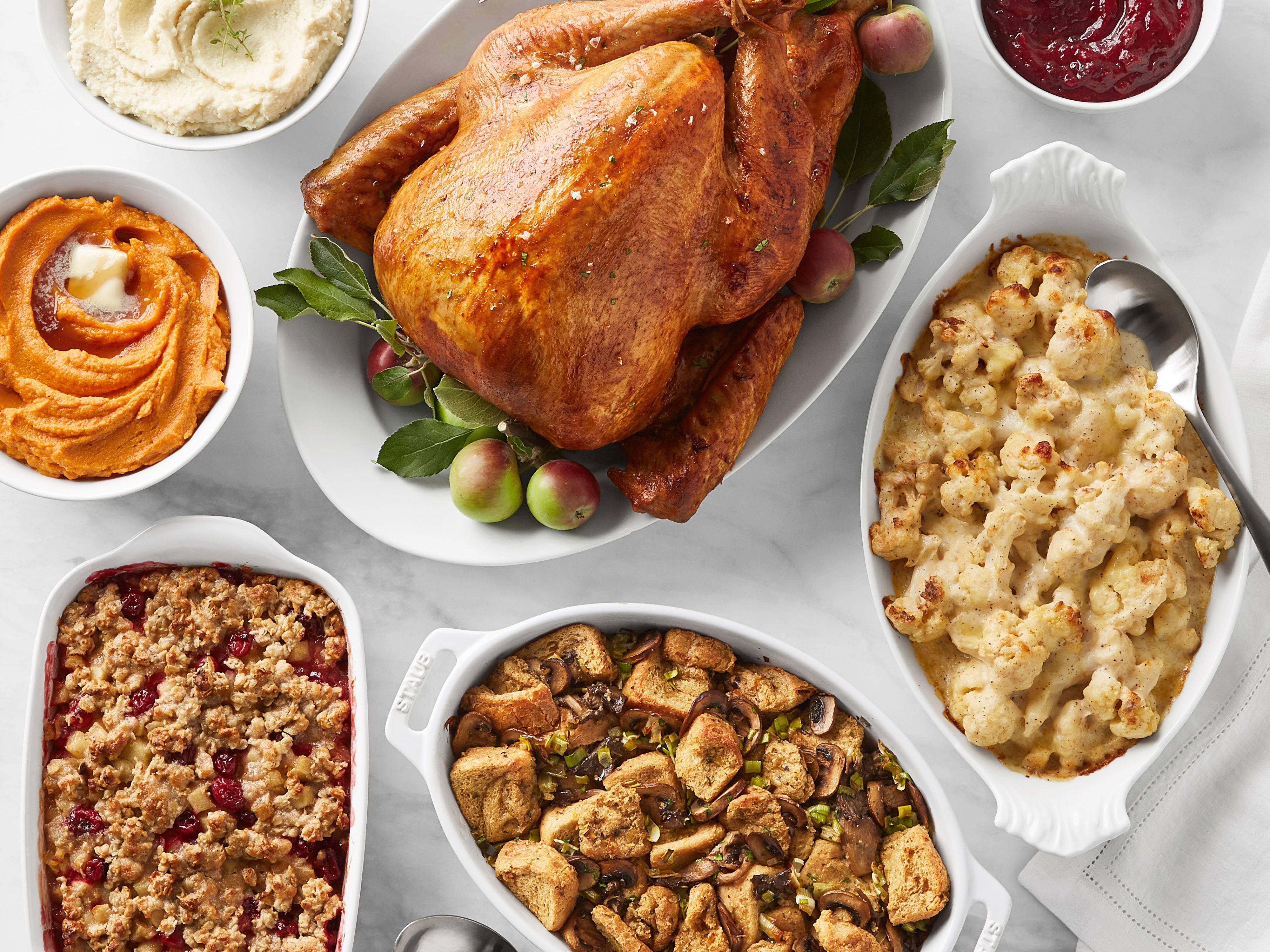 Williams Sonoma Martha Stewart Complete Thanksgiving Dinner Review