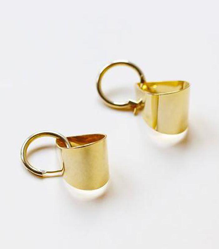 Reliquia Hoop and Loop Earrings