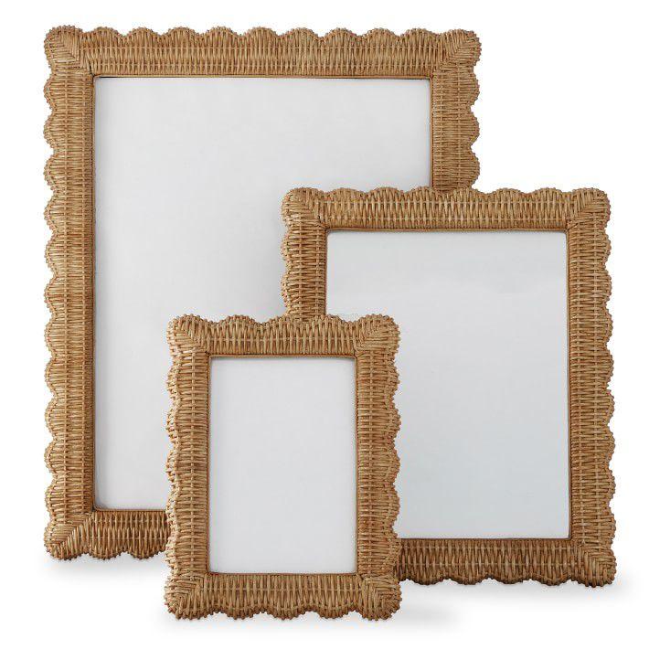 wicker frames