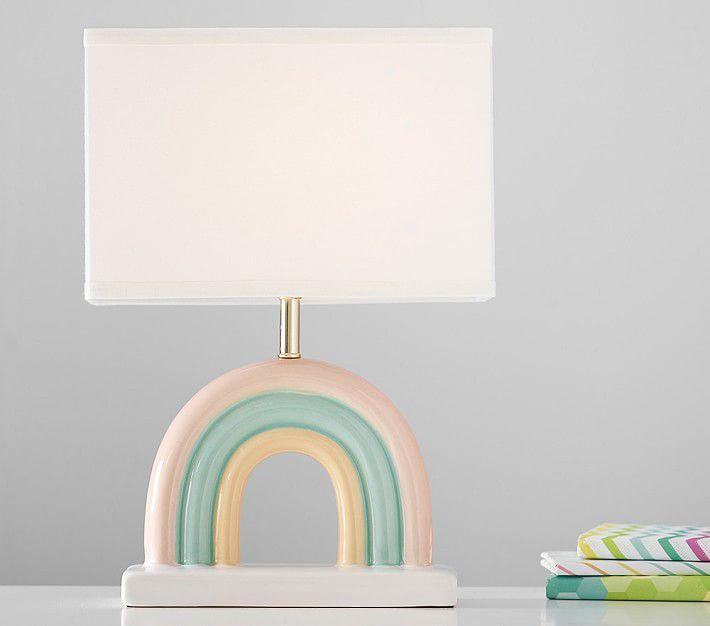 lámpara arcoiris
