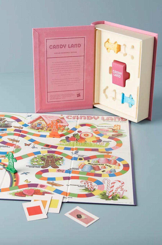 Vintage Edition Bookshelf Board Game